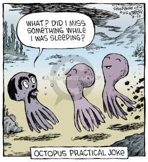 Comic Strip Dave Coverly  Speed Bump 2016-08-29 miss