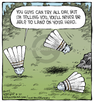Comic Strip Dave Coverly  Speed Bump 2016-08-30 day