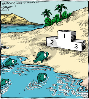 Comic Strip Dave Coverly  Speed Bump 2016-09-05 evolution