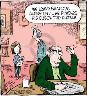 Comic Strip Dave Coverly  Speed Bump 2016-09-06 grandparent