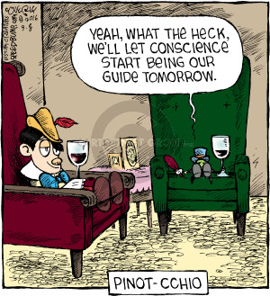 Comic Strip Dave Coverly  Speed Bump 2016-09-08 beverage