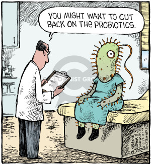 Comic Strip Dave Coverly  Speed Bump 2016-09-17 bacteria