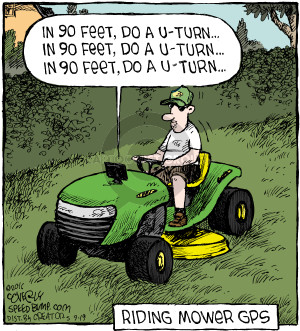 Comic Strip Dave Coverly  Speed Bump 2016-09-19 foot