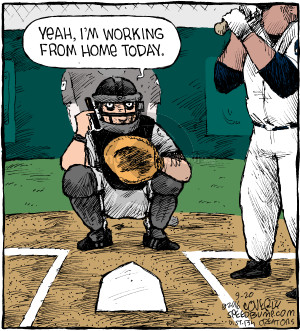 Comic Strip Dave Coverly  Speed Bump 2016-09-20 baseball