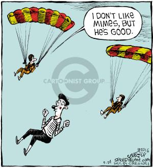 Comic Strip Dave Coverly  Speed Bump 2016-09-24 sky