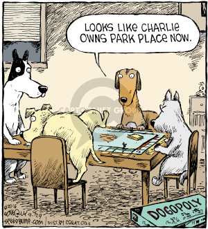 Comic Strip Dave Coverly  Speed Bump 2016-09-29 park
