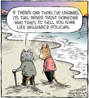 Comic Strip Dave Coverly  Speed Bump 2016-10-12 try it
