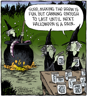 Comic Strip Dave Coverly  Speed Bump 2016-10-27 last