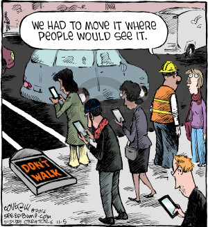 Comic Strip Dave Coverly  Speed Bump 2016-11-05 have