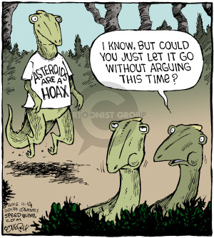 Comic Strip Dave Coverly  Speed Bump 2016-11-18 argument
