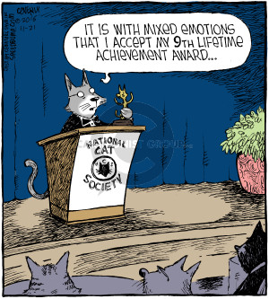 Comic Strip Dave Coverly  Speed Bump 2016-11-21 emotion