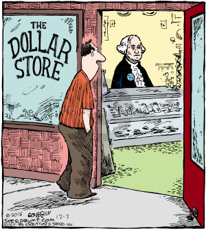 Comic Strip Dave Coverly  Speed Bump 2016-12-02 money