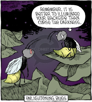 Comic Strip Dave Coverly  Speed Bump 2016-12-03 remember