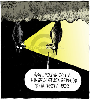 Cartoonist Dave Coverly  Speed Bump 2017-01-21 yeah
