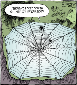 Comic Strip Dave Coverly  Speed Bump 2017-03-09 thought