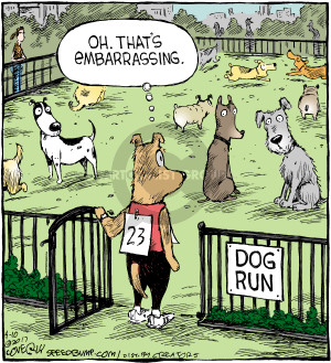 Comic Strip Dave Coverly  Speed Bump 2017-04-10 park