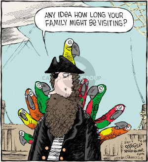 Comic Strip Dave Coverly  Speed Bump 2017-04-20 family