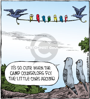 Comic Strip Dave Coverly  Speed Bump 2017-05-27 counselor