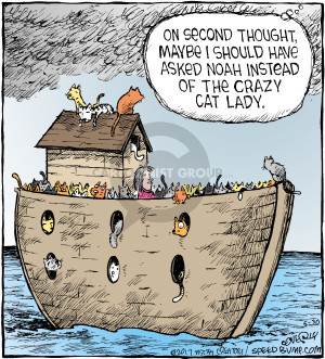 Cartoonist Dave Coverly  Speed Bump 2017-05-30 biblical