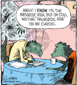 Cartoonist Dave Coverly  Speed Bump 2017-06-06 speed dating