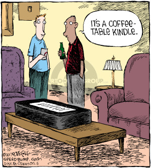 Comic Strip Dave Coverly  Speed Bump 2017-06-10 electronic