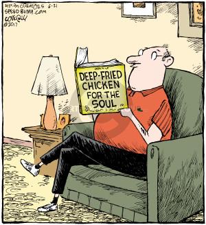 Comic Strip Dave Coverly  Speed Bump 2017-06-21 diet
