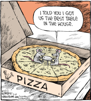 Comic Strip Dave Coverly  Speed Bump 2017-07-10 house