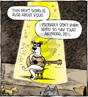 Comic Strip Dave Coverly  Speed Bump 2017-07-26 anymore