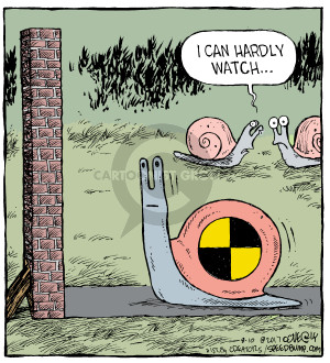 Comic Strip Dave Coverly  Speed Bump 2017-08-10 snail