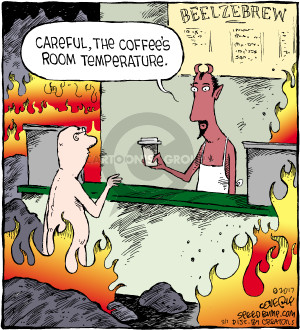Comic Strip Dave Coverly  Speed Bump 2017-09-01 coffee