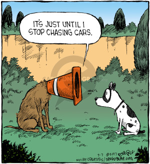 Comic Strip Dave Coverly  Speed Bump 2017-09-07 chase