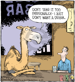 Comic Strip Dave Coverly  Speed Bump 2017-09-22 drink