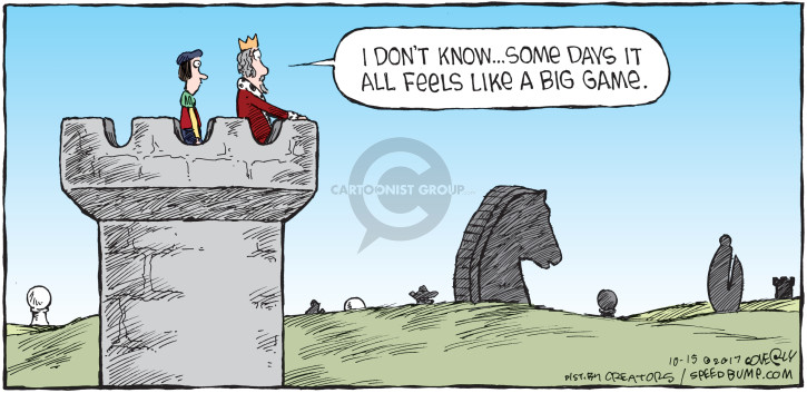 Comic Strip Dave Coverly  Speed Bump 2017-10-15 day