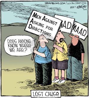 Comic Strip Dave Coverly  Speed Bump 2017-10-16 protest