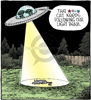 Comic Strip Dave Coverly  Speed Bump 2017-10-25 keep