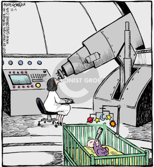 Comic Strip Dave Coverly  Speed Bump 2017-11-01 baby