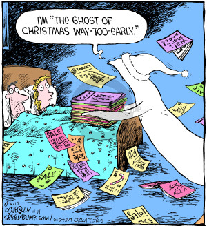 Comic Strip Dave Coverly  Speed Bump 2017-11-11 early