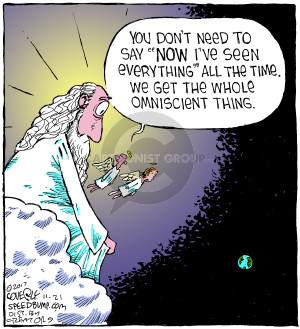 Comic Strip Dave Coverly  Speed Bump 2017-11-21 heaven