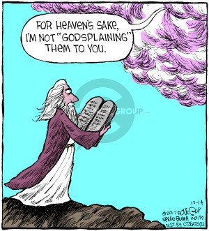 Cartoonist Dave Coverly  Speed Bump 2017-12-14 biblical