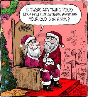 Comic Strip Dave Coverly  Speed Bump 2017-12-21 Christmas