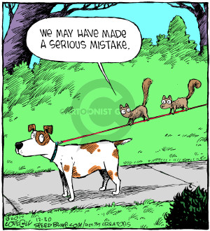 Comic Strip Dave Coverly  Speed Bump 2017-12-30 made