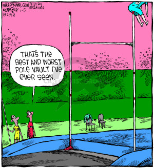 Comic Strip Dave Coverly  Speed Bump 2018-01-05 seen