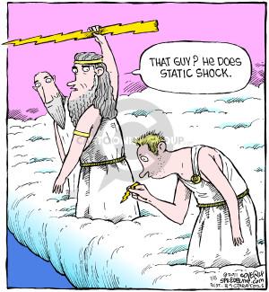 Comic Strip Dave Coverly  Speed Bump 2018-01-06 God