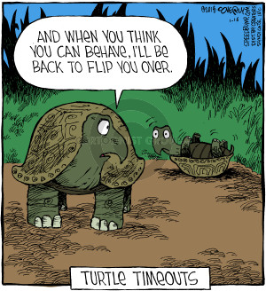 Comic Strip Dave Coverly  Speed Bump 2018-01-16 parenting
