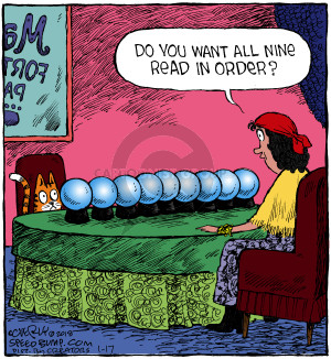 Comic Strip Dave Coverly  Speed Bump 2018-01-17 order