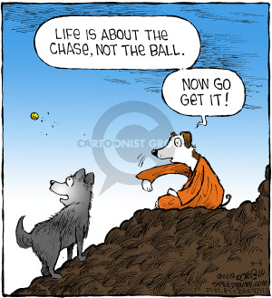 Comic Strip Dave Coverly  Speed Bump 2018-03-05 life