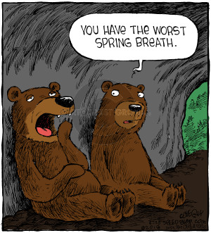 Comic Strip Dave Coverly  Speed Bump 2018-04-20 bad