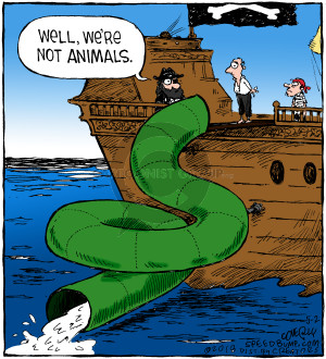 Comic Strip Dave Coverly  Speed Bump 2018-05-02 water