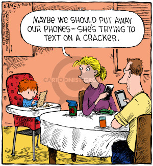 Comic Strip Dave Coverly  Speed Bump 2018-05-07 behavior