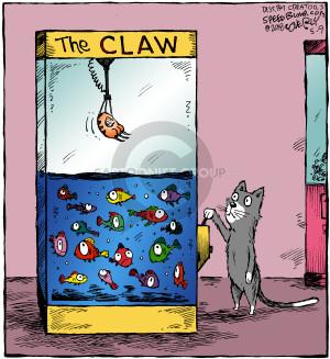Comic Strip Dave Coverly  Speed Bump 2018-05-09 catch